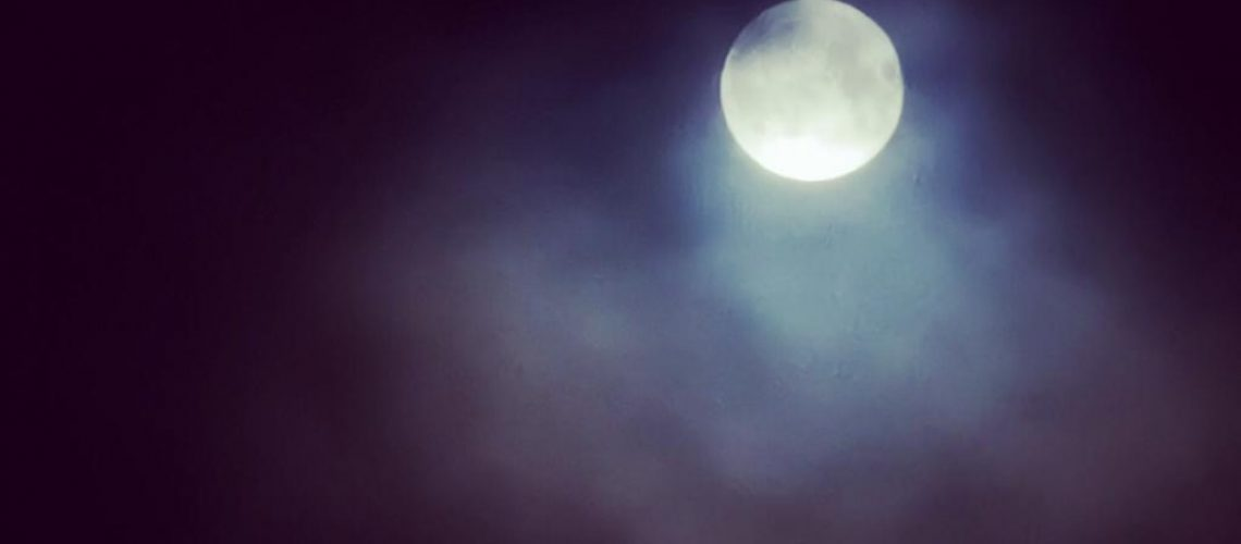 Moon photograph taken by Jenny Large